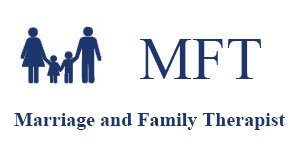 MFT marriage and family therapist logo